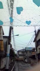 音羽七美 公式ブログ/雨やばい 画像1