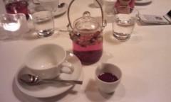 音羽七美 公式ブログ/ご飯からのデザート 画像1