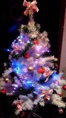 音羽七美 公式ブログ/クリスマスっぽい!! 画像1