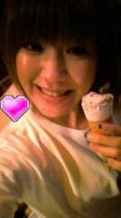 音羽七美 公式ブログ/アイスおいしい 画像1