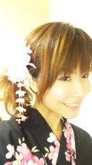 串田えみ 公式ブログ/夜空に咲く花を見に行く大会 画像1