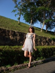 落合愛美 公式ブログ/大阪ロケ 画像2
