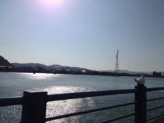 アントニオ小猪木 公式ブログ/徳島の園瀬川 画像1