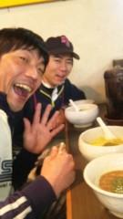 アントニオ小猪木 公式ブログ/カレーつけ麺 画像1