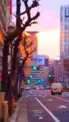 アントニオ小猪木 公式ブログ/名古屋の夕焼け 画像1