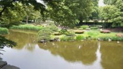 アントニオ小猪木 公式ブログ/日比谷公園で深呼吸 画像1