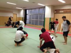 アントニオ小猪木 公式ブログ/藤原関節技セミナー 画像1