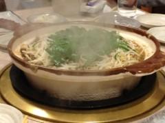 アントニオ小猪木 公式ブログ/松阪でもつ鍋 画像1