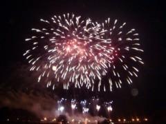アントニオ小猪木 公式ブログ/水戸カウントダウン花火 画像1