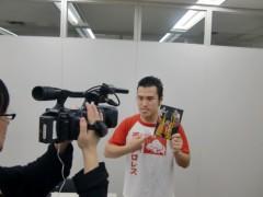 アントニオ小猪木 公式ブログ/『ウレスジ』出演 画像1