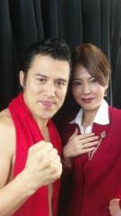 アントニオ小猪木 公式ブログ/俵山栄子さんと仕事 画像1