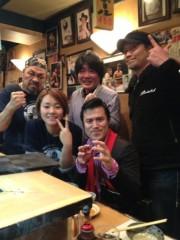 アントニオ小猪木 公式ブログ/カブキさんの店で新年会 画像1