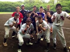 アントニオ小猪木 公式ブログ/元気があれば野球もできる 画像1