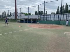 アントニオ小猪木 公式ブログ/5人で野球練習! 画像1