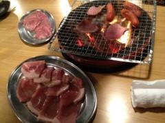 アントニオ小猪木 公式ブログ/京都の豚焼肉店 画像1
