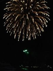 アントニオ小猪木 公式ブログ/江ノ浦湾の花火が開幕! 画像1