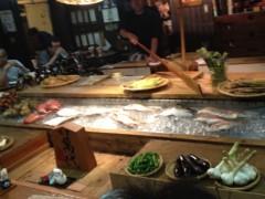 アントニオ小猪木 公式ブログ/山形で魚料理! 画像1