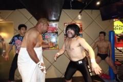 アントニオ小猪木 公式ブログ/続いて嘉章対ブッチャン! 画像1