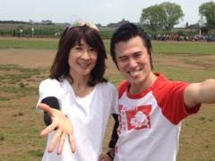 アントニオ小猪木 公式ブログ/主催者の谷川真理さん 画像1