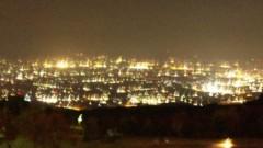 アントニオ小猪木 公式ブログ/これは夜景 画像1
