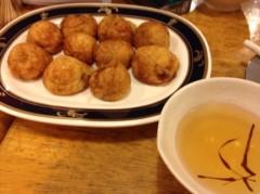 アントニオ小猪木 公式ブログ/大阪のたこやき 画像1