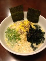 アントニオ小猪木 公式ブログ/とんこつのインスタント麺 画像1