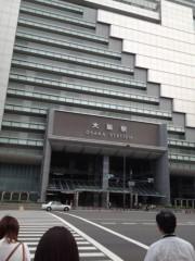 アントニオ小猪木 公式ブログ/大阪IN 画像1