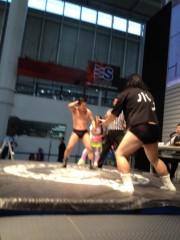 アントニオ小猪木 公式ブログ/トヨタイベント七試合目! 画像1