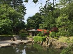 アントニオ小猪木 公式ブログ/キレイな富山城内! 画像1