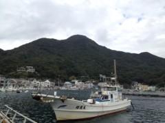 アントニオ小猪木 公式ブログ/江ノ浦湾の港 画像1