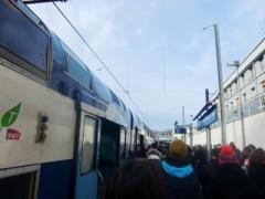 アントニオ小猪木 公式ブログ/ベルサイユ宮殿の駅へ 画像1