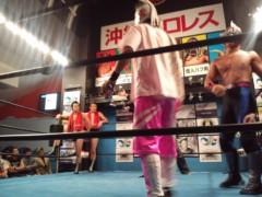 アントニオ小猪木 公式ブログ/イノキーズ対沖縄プロレス 画像1