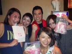 アントニオ小猪木 公式ブログ/8月の女性合同誕生日会へ 画像1