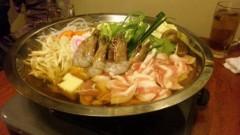 アントニオ小猪木 公式ブログ/打ち上げは鍋を囲んで 画像1