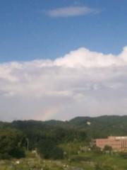 アントニオ小猪木 公式ブログ/ハイウェイの虹 画像1