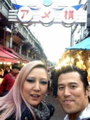 アントニオ小猪木 公式ブログ/ポールダンサーMa-iと上野へ 画像1