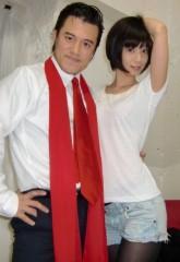 アントニオ小猪木 公式ブログ/尻ラジオに笹谷優奈 画像1