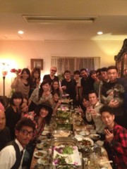 アントニオ小猪木 公式ブログ/食事会での盛り上がり! 画像1