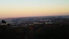 アントニオ小猪木 公式ブログ/夕暮れの高尾山 画像1
