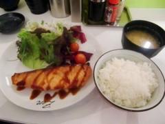 アントニオ小猪木 公式ブログ/パリでの日本料理 画像1