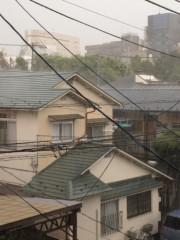 アントニオ小猪木 公式ブログ/突然の土砂降り! 画像1