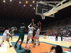 アントニオ小猪木 公式ブログ/ プロバスケ2012試合開始! 画像1