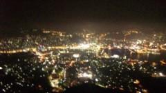 アントニオ小猪木 公式ブログ/長崎の夜景 画像1