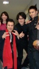 アントニオ小猪木 公式ブログ/タンゴの演奏家たち 画像1