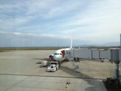 アントニオ小猪木 公式ブログ/徳島から帰京日 画像1