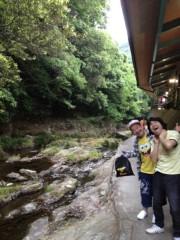 アントニオ小猪木 公式ブログ/峠から川っ淵へ 画像1