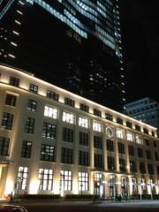 アントニオ小猪木 公式ブログ/夜の東京駅 画像1