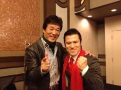 アントニオ小猪木 公式ブログ/歌手の黒沢博さん 画像1