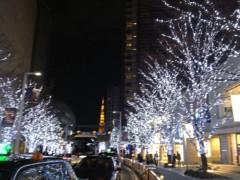 アントニオ小猪木 公式ブログ/六本木ヒルズの冬 画像1