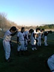アントニオ小猪木 公式ブログ/草野球2012年紅白戦 画像1